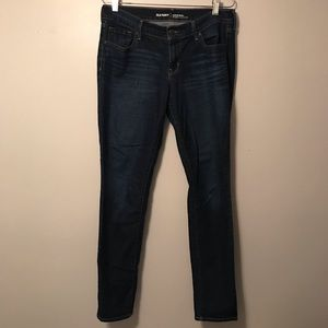 Old Navy Mid Rise Skinny Jeans size 8